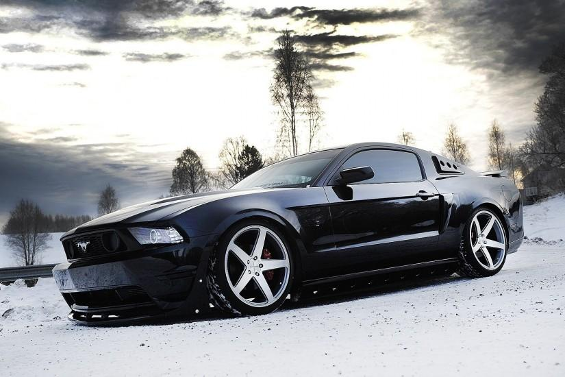 Ford Mustang Windows 8.1 Theme and Desktop