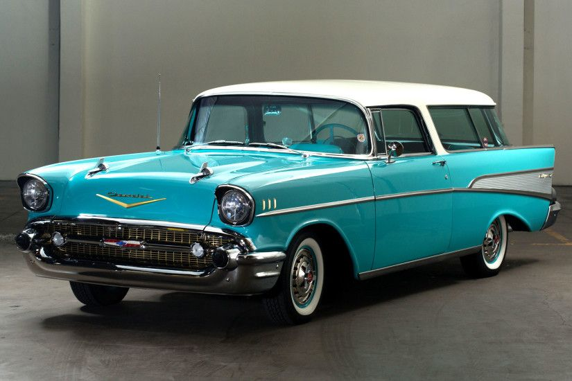1957 Chevrolet Bel Air Nomad retro stationwagon h wallpaper | 2048x1536 |  114359 | WallpaperUP