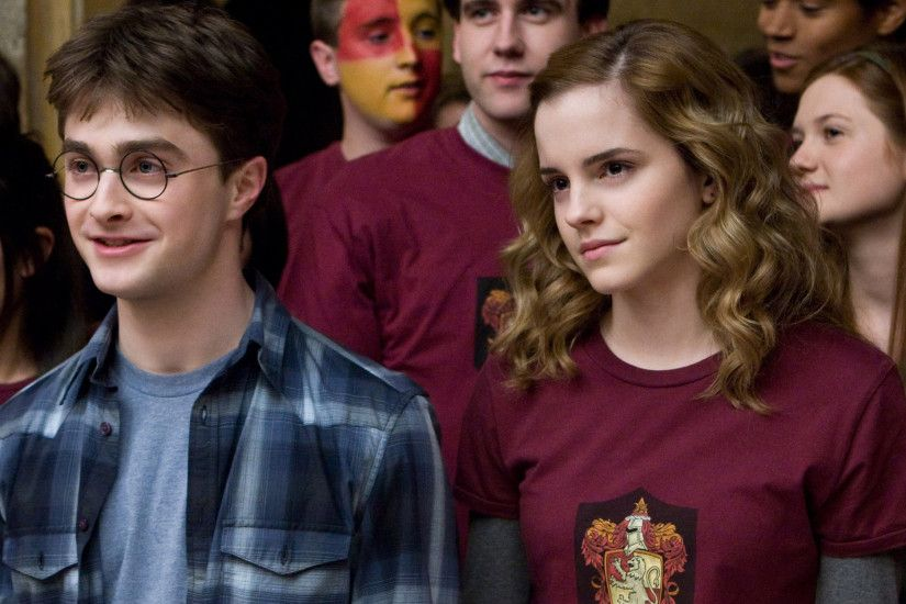 29 Times The Friendship Of Harry Potter And Hermione Granger Melted Our  Hearts
