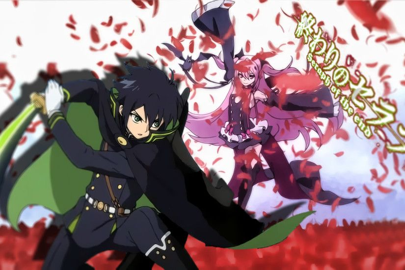... Seraph Of The End Wallpaper by sanoboss