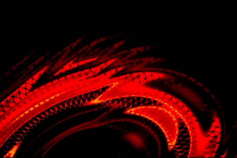 Red Laser Background Animation YouTube 001995