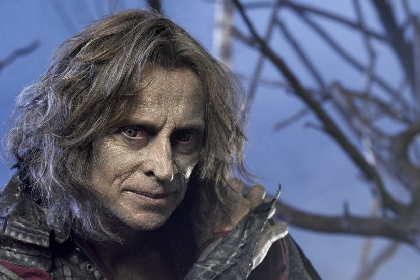 3840x1200 Wallpaper once upon a time, robert carlyle, rumpelstiltskin