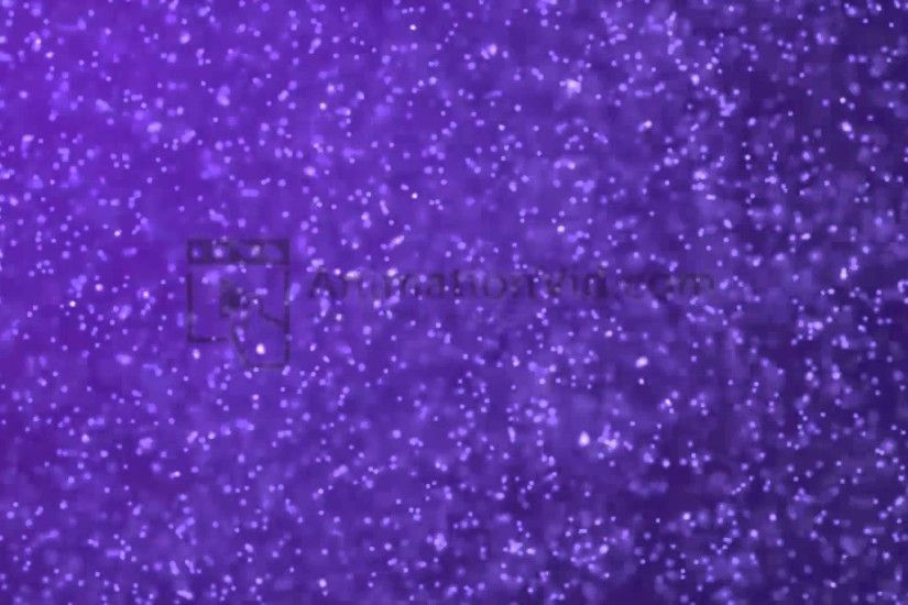 White Dots Purple Background Motion Video