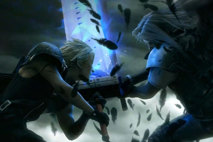 Download Final Fantasy Vii Advent Children wallpaper 270389