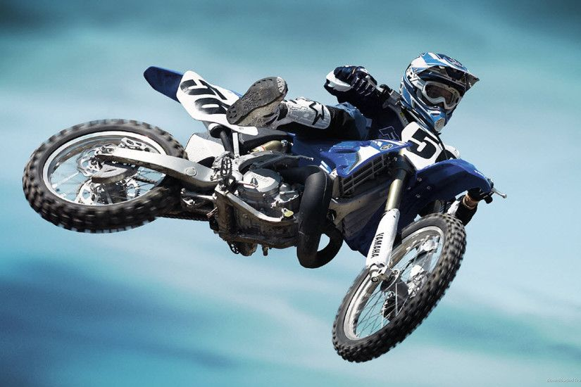 Yamaha-Yz250-Motorbike for 1920x1080