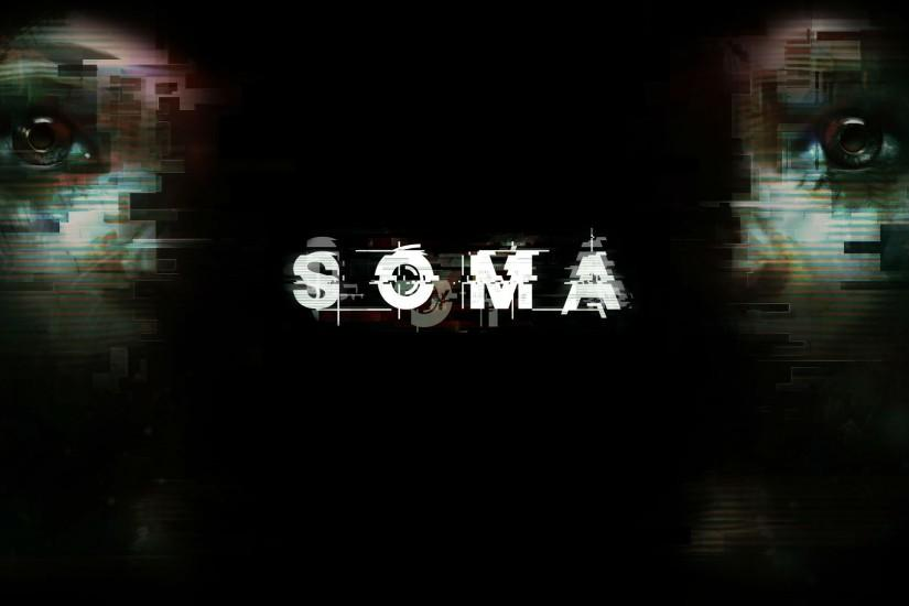 Just A Simple Combo Of The Soma Logo And A Cool Wallpaper To Fill In Blank  Space ...