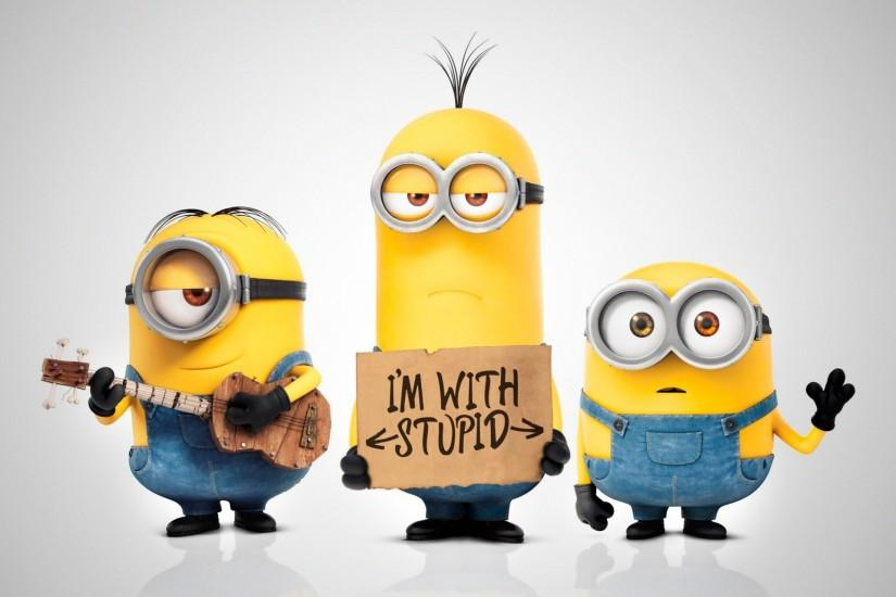 download free minions wallpaper 1920x1440