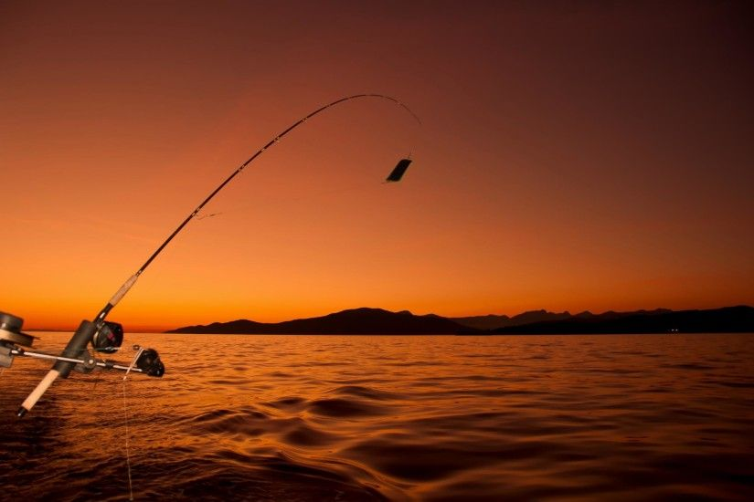 Sunset-When-Fishing-HD-Wallpapers