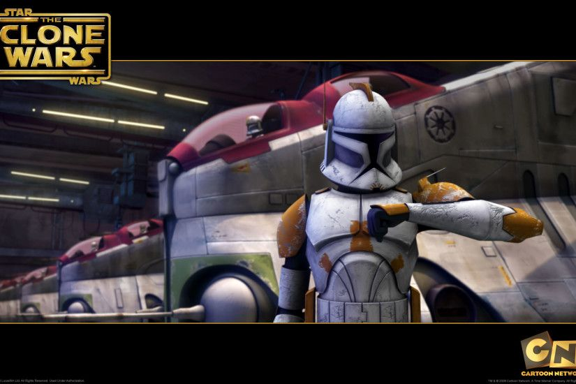 Star wars wallpaper · Clone Commander Cody Desktop Wallpaper