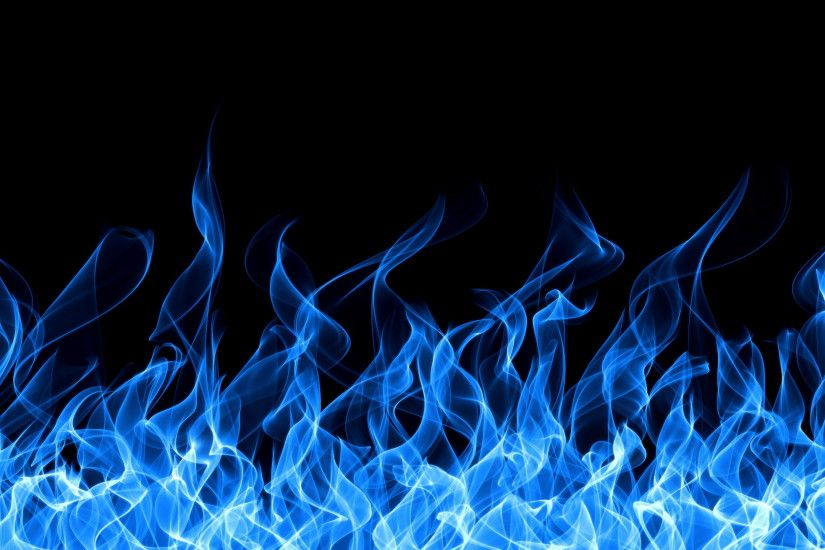 Beautiful Blue Fire Desktop Wallpapers.