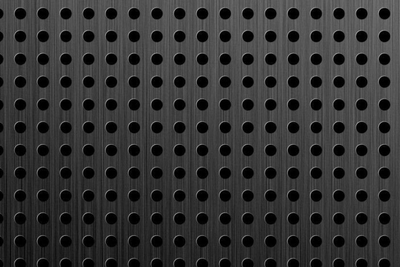 3840x1200 Wallpaper grid, point, metal, sheet, texture
