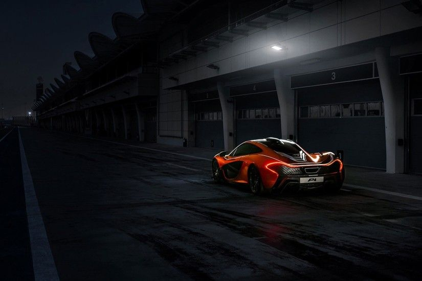 McLaren P1 2013 Wallpaper | HD Car Wallpapers