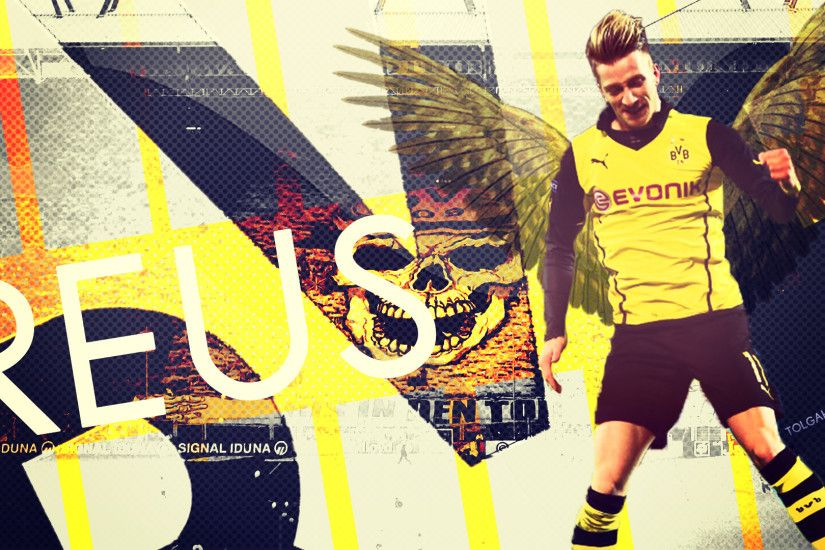 Marco Reus Background