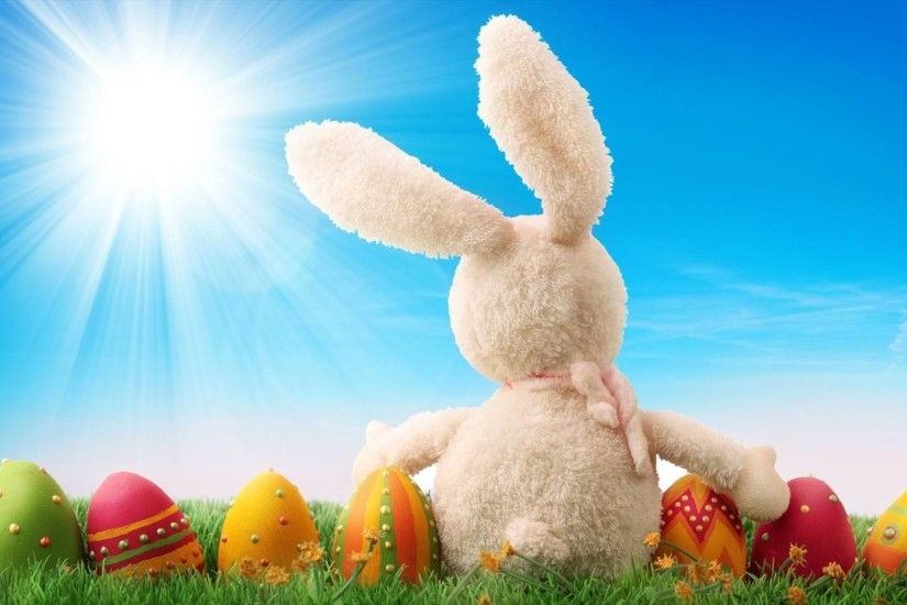 HD Easter Bunny Wallpaper For Free