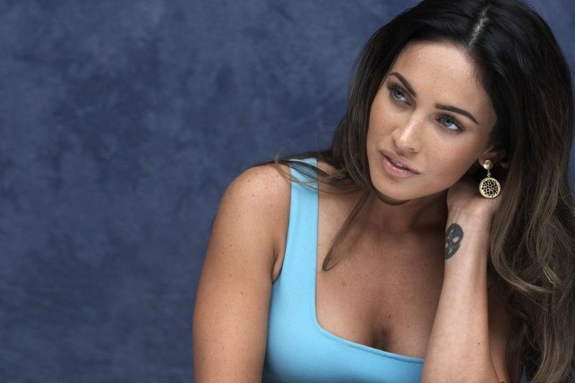 Celebrity - Megan Fox Woman Wallpaper