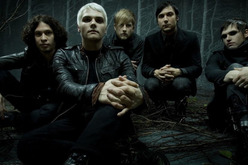 1920x1080 My Chemical Romance Wallpapers - WallpaperSafari