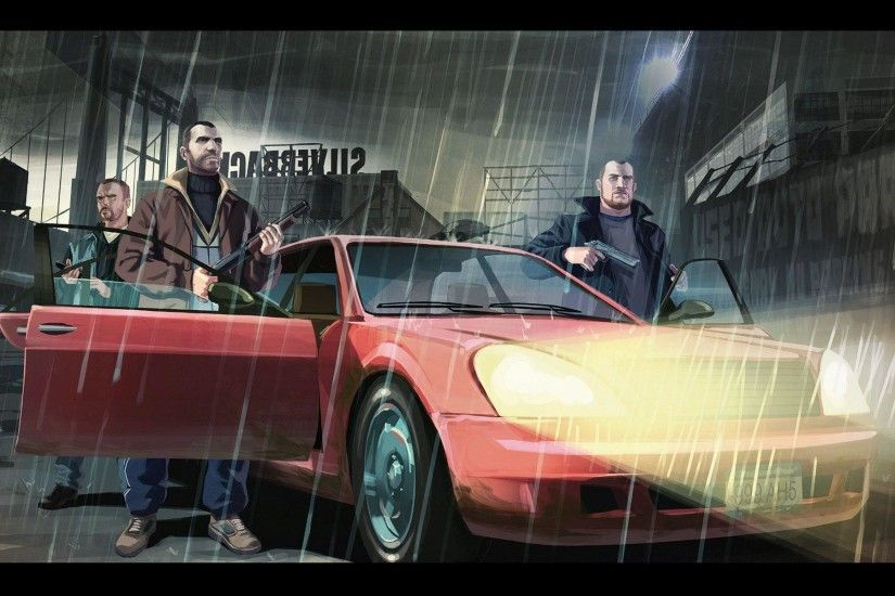 Most Downloaded Gta 4 Wallpapers - Full HD wallpaper search