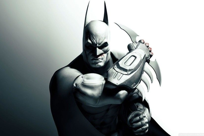 Batman <b>Arkham City Wallpapers HD</b> - <b>