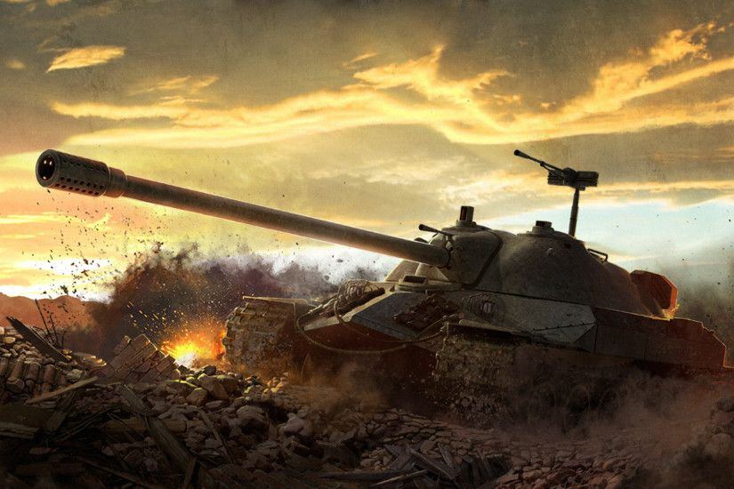 Tank HD Wallpapers 7