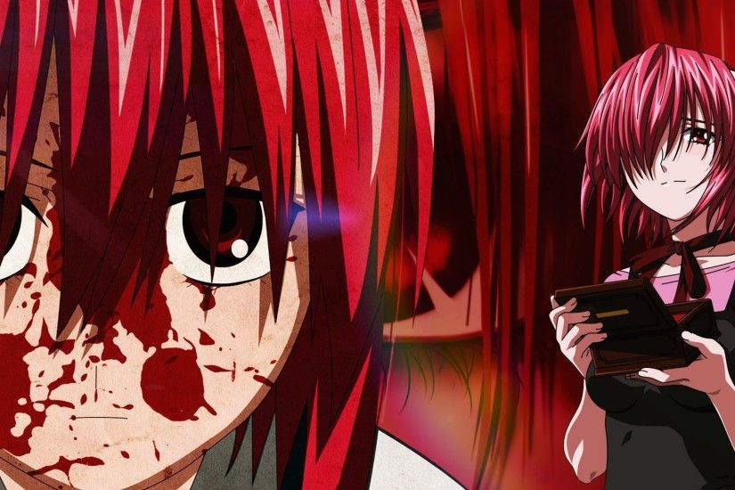 Elfen Lied HD Background