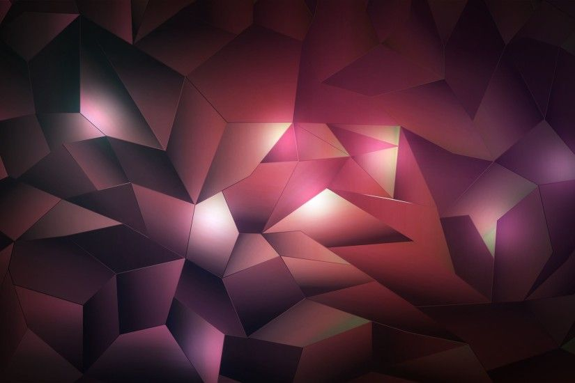 Abstract Desktop Wallpaper ·①