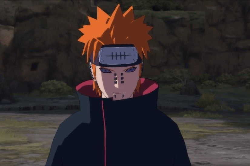 Video Game - Naruto Shippuden: Ultimate Ninja Storm 4 Yahiko (Naruto) Pain (