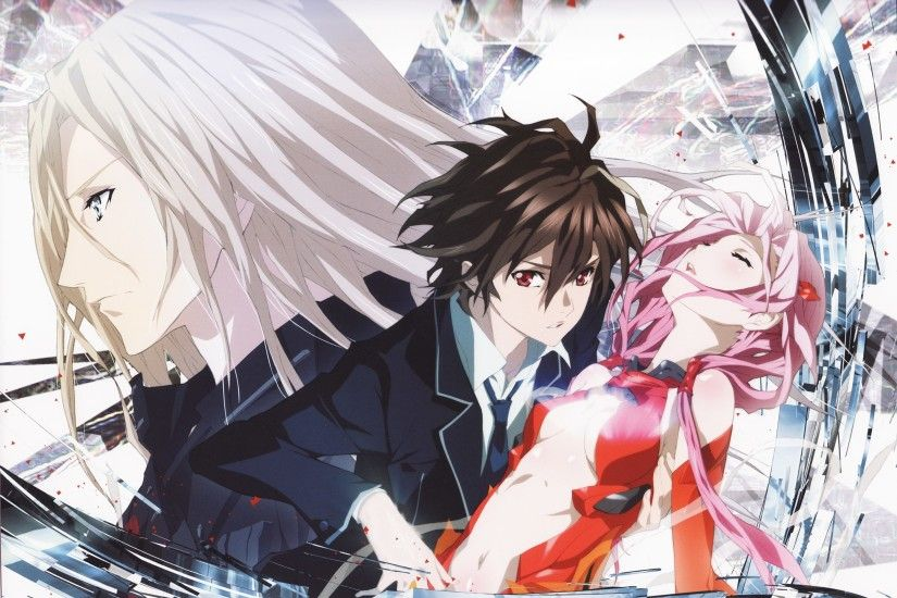windows wallpaper guilty crown by Carlton Holiday (2017-03-28)