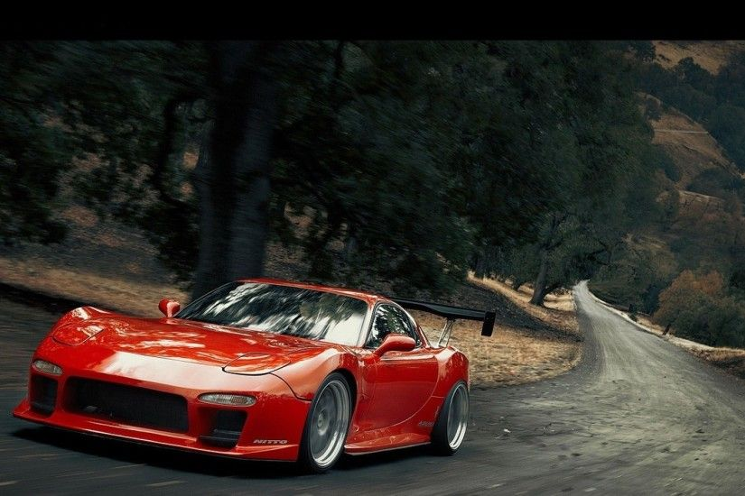 Mazda Rx7 Wallpaper HD