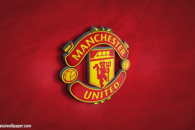 1920x1080 Video Loading Source · Manchester United 3d Logo Wallpaper  Football Wallpapers Hd