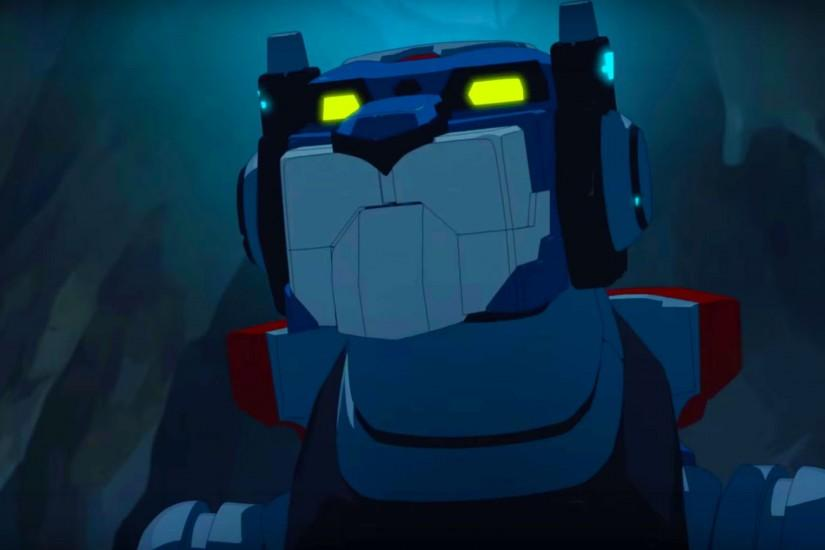 voltron, dreamworks animation, netflix, trailer, official trailer, the  action pixel,