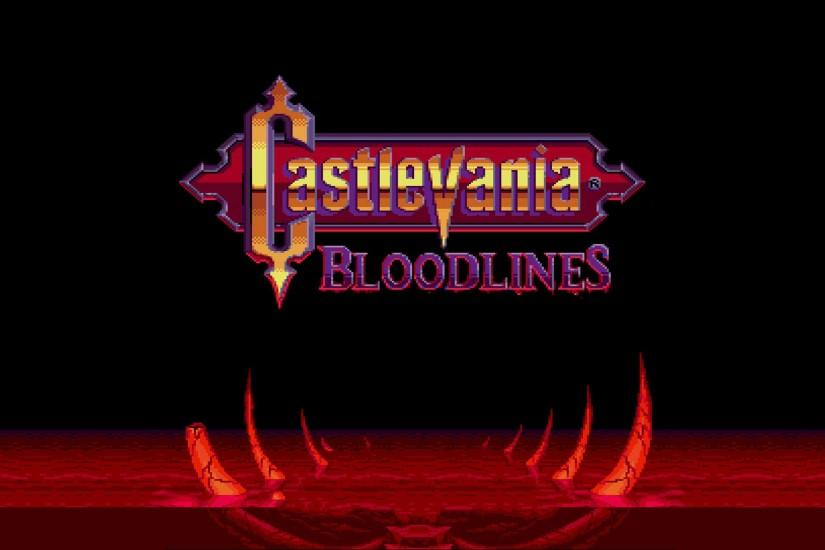 3 Castlevania: Bloodlines HD Wallpapers | Backgrounds - Wallpaper Abyss