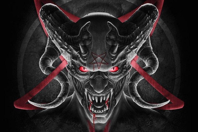 Skull Dark Evil Demons Wallpapers
