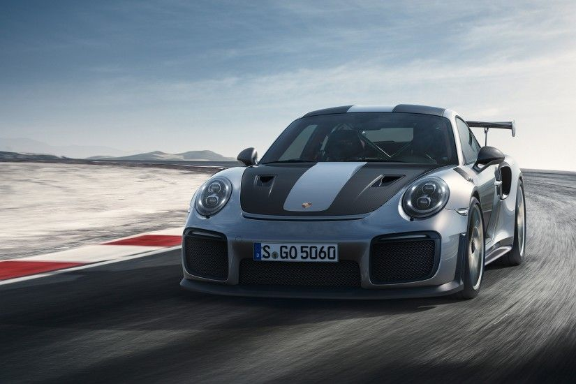 Porsche 911 GT2 RS 2018 Wallpaper
