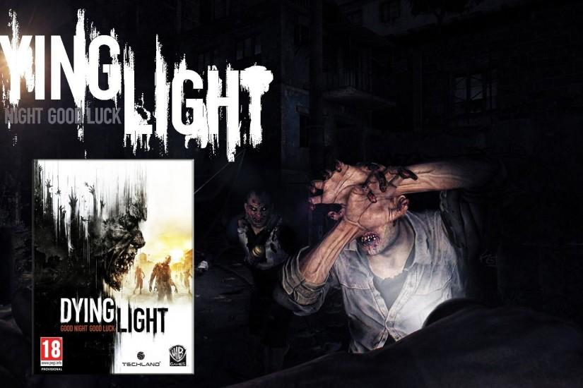 DYING LIGHT horror survival zombie apocalyptic dark action 1dlight rpg  poster wallpaper | 1920x1080 | 617136 | WallpaperUP