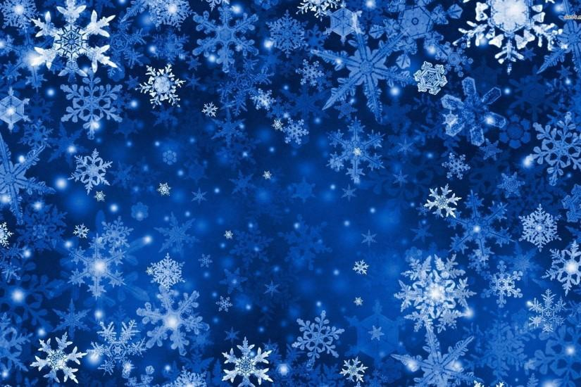 large snowflake background 1920x1200 screen
