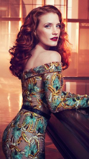 Jessica Chastain hd iPhone