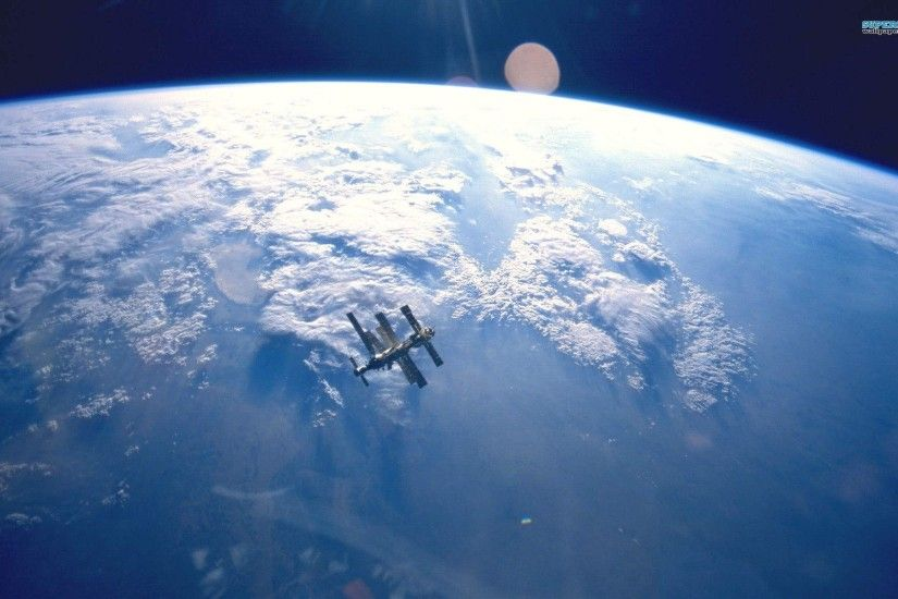International Space Station wallpaper - Space wallpapers - #10554