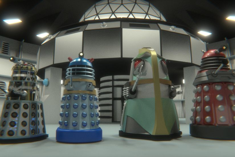 ... Whos Who Dalek set 2012 by WhosWho23