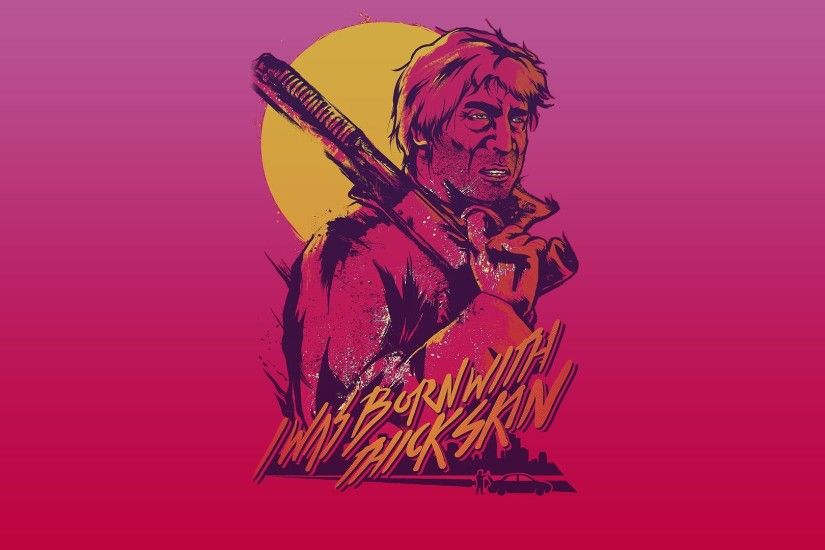 Video Game - Hotline Miami 2: Wrong Number Hotline Miami Wallpaper