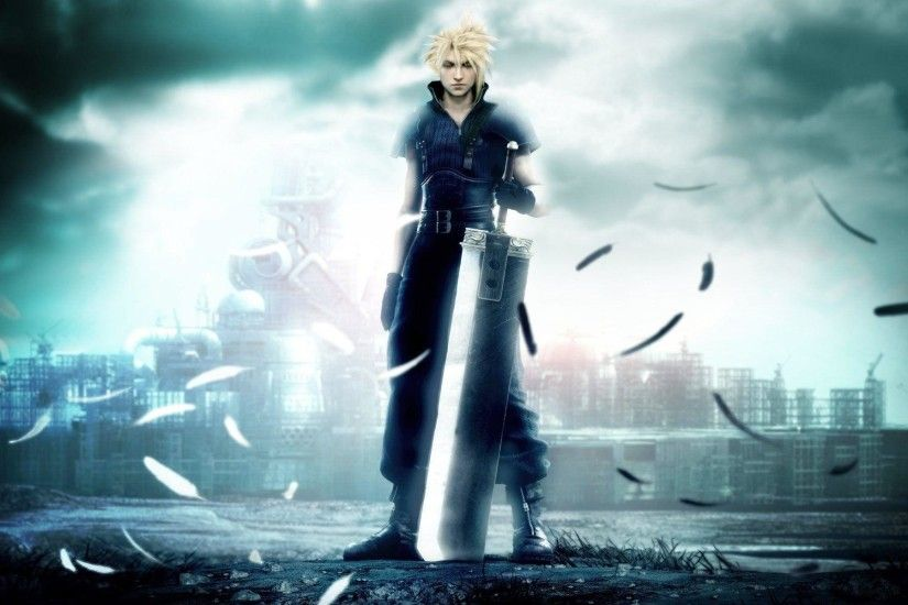 Final Fantasy Cloud Strife wallpaper - 1179756