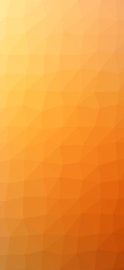 Orange polygon abstract pattern iPhone 8 Wallpaper
