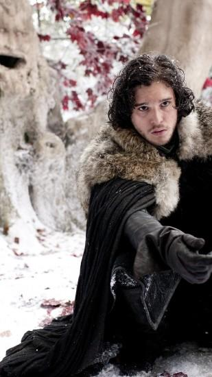 Jon Snow in Game Of Thrones 4K Ultra HD wallpaper | 4k-Wallpaper.Net