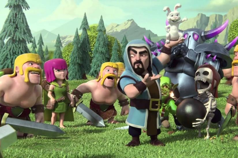 most popular clash of clans wallpaper 1920x1080