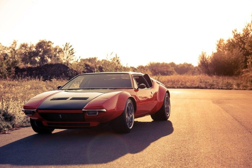 Guthrie London - Backgrounds High Resolution: de tomaso pantera image -  1920x1200 px