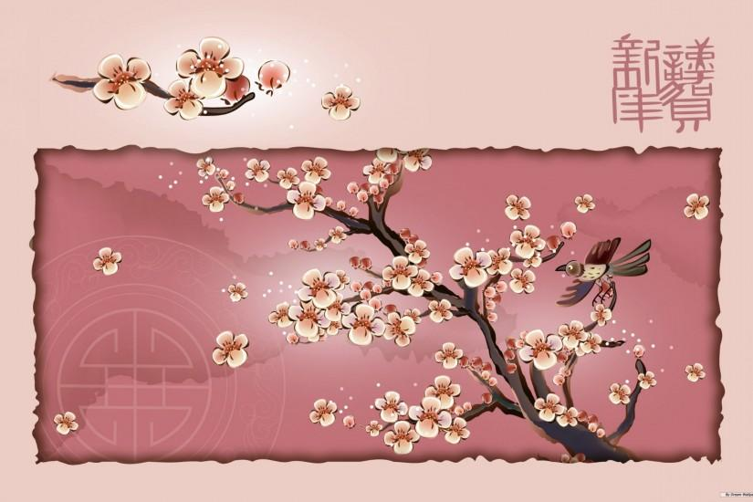 Free Wallpaper - Free Holiday wallpaper - Chinese New Year wallpaper .