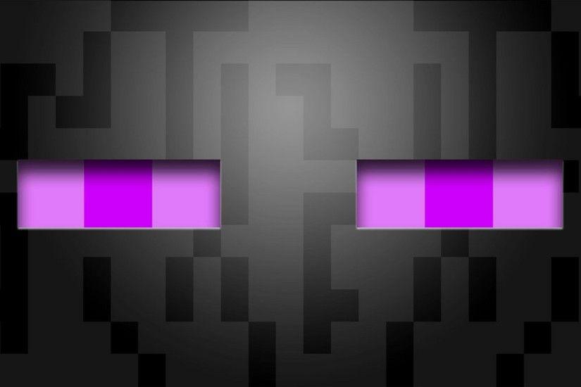 Minecraft Enderman Window Video Games Wallpapers HD Desktop