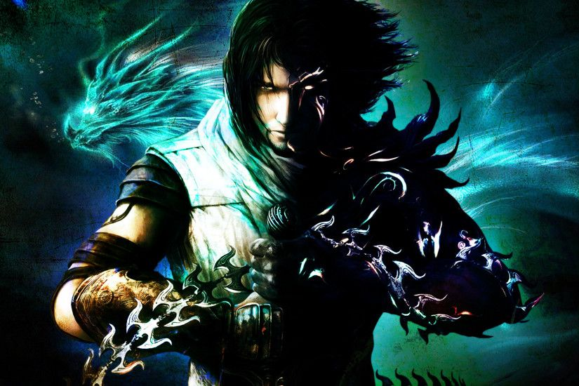 ... prince of persia the two thrones wallpaper by Nakshatras1