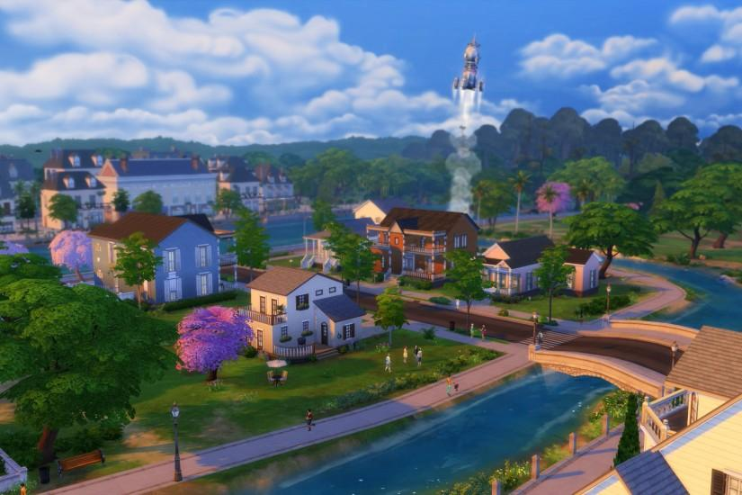 The Sims 4 Wallpapers #17690 Wallpaper | Wallpaper hd