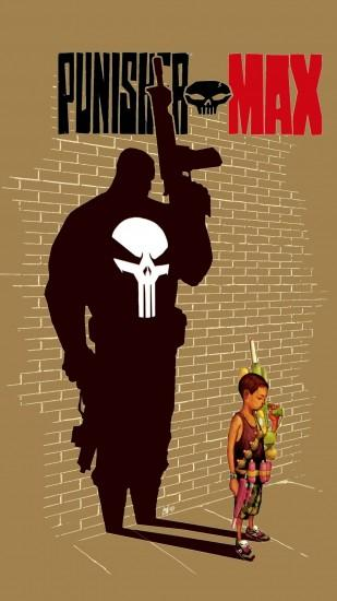 Comics The Punisher Punisher. Wallpaper 362731