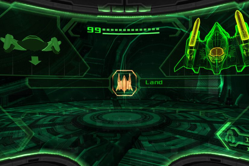 Another new aspect of Metroid Prime 3 I find refreshing is how much more of  a prominent role Samus's gunship plays. In previous titles, it only  functioned ...